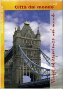 Città dal mondo. Viaggi ed esperienze nel mondo (5 DVD) - DVD