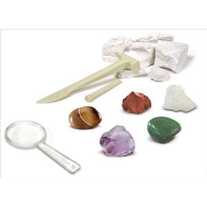 Crystals & Gems kit di scavo - 3