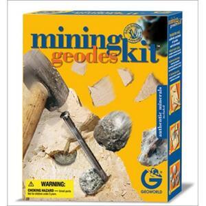 Geodes minerali