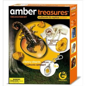 Kit Amber Treasures