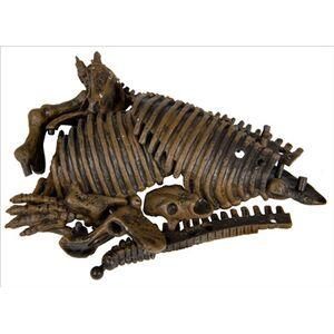 Giocattolo Megatherium Skeleton scheletro Geoworld 2