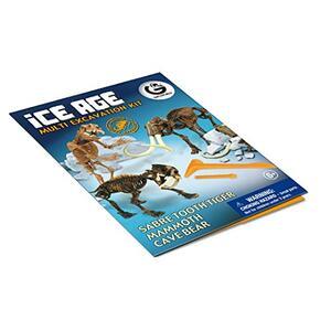 Geoworld. Ice Age Multi Excavation Kit - 6