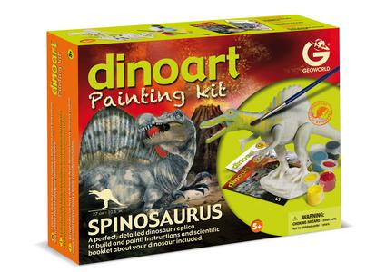 Giocattolo Dinoart Painting Kit. Spinosaurus Geoworld