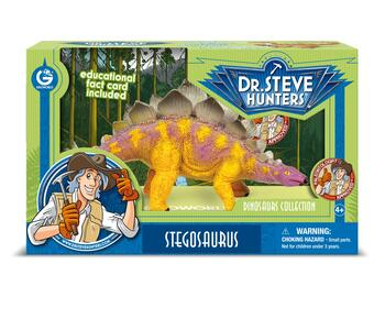 Dinosaurs Collection. Stegosaurus