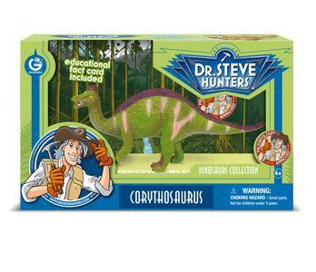 Dinosaurs Collection. Corythosaurus - 2