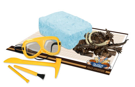 Paleo Expeditions. Ice Age Excavation Kit. Mammuthus - 3