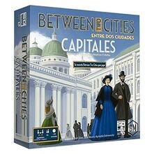Between Two Cities: Esp. Capitals