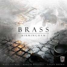 Brass. Birmingham