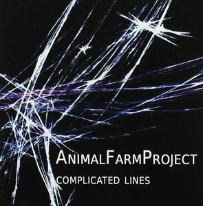 Complicated Lines - CD Audio di Animal Farm Project