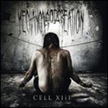 Cell XIII - CD Audio di Mechanical God Creation