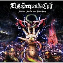 Sedition, Sorcery and Blasphemy - CD Audio di Serpent's Cult