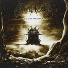 Fall Of The Idols - CD Audio di Asa Noir