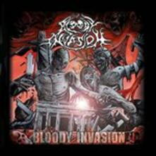 Bloody Invasion - CD Audio Singolo di Bloody Invasion