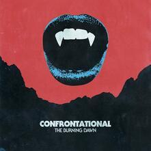 The Burning Dawn (Coloured Vinyl) - Vinile LP di Confrontational