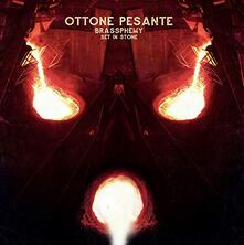 Brassphemy Set in Stone - CD Audio di Ottone Pesante