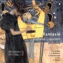 Fantasie - CD Audio di Johann Sebastian Bach