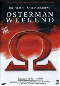 Cover Dvd Osterman Weekend