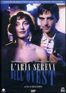 L' aria serena dell'Ovest di Silvio Soldini - DVD