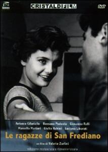 Le ragazze di San Frediano di Valerio Zurlini - DVD