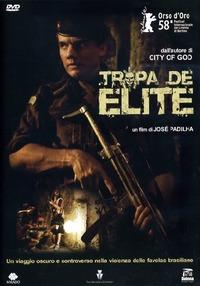 Cover Dvd Tropa de elite. Gli squadroni della morte