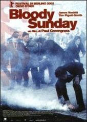 Copertina  Bloody sunday [DVD]