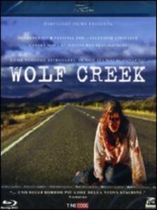 Wolf Creek di Greg McLean - Blu-ray