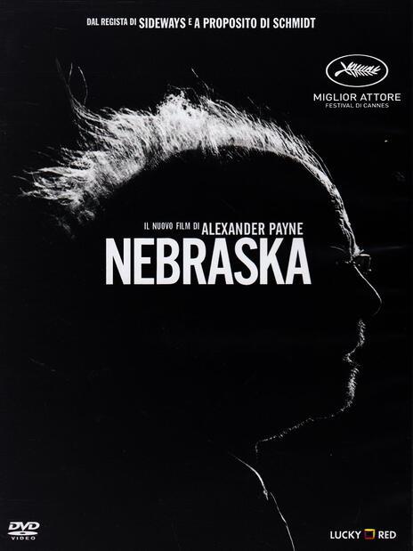 Nebraska di Alexander Payne - DVD