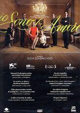 Film Io sono l'amore Luca Guadagnino