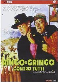 Cover Dvd Ringo e Gringo contro tutti (DVD)