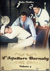 Cover Dvd ispettore Barnaby. Vol. 4 (DVD)