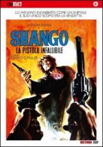 Shango la pistola infallibile di Edoardo Mulargia - DVD