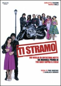 Cover Dvd Ti stramo