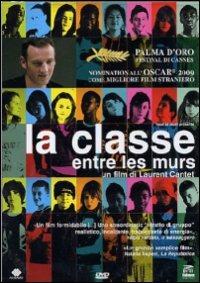 Cover Dvd La classe. Entre les murs