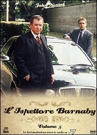 Cover Dvd ispettore Barnaby. Vol. 5 (DVD)