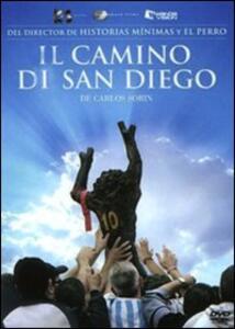 Il cammino di San Diego di Carlos Sorin - DVD