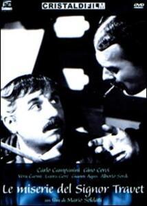 Le miserie del signor Travet di Mario Soldati - DVD