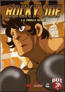 Film Rocky Joe. Box 03 (4 DVD) Osamu Dezaki