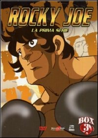 Cover Dvd Rocky Joe. Box 03