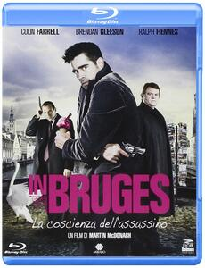 In Bruges. La coscienza dell'assassino di Martin McDonagh - Blu-ray