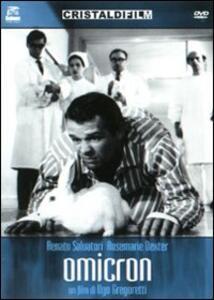 Omicron di Ugo Gregoretti - DVD