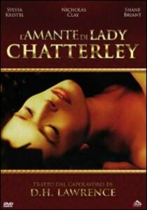 L' amante di Lady Chatterley di Just Jaeckin - Blu-ray