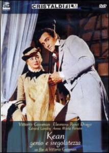 Kean, genio e sregolatezza di Vittorio Gassman - DVD