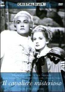 Il cavaliere misterioso di Riccardo Freda - DVD