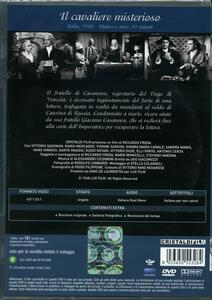 Il cavaliere misterioso di Riccardo Freda - DVD - 2