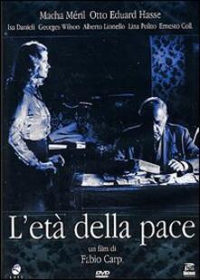 L' età della pace di Fabio Carpi - DVD