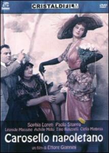 Carosello napoletano di Ettore Giannini - DVD