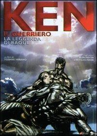 Cover Dvd Ken il guerriero. La leggenda di Raoul