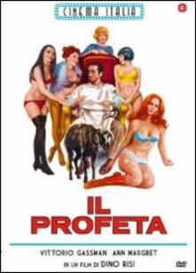 Il profeta di Dino Risi - DVD