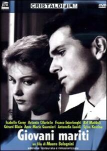 Giovani mariti di Mauro Bolognini - DVD