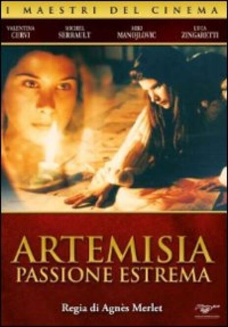 Artemisia di Agnès Merlet - DVD